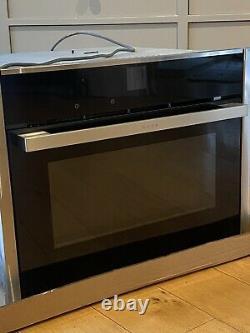 Neff Built In Microwave. C17UR02N0B, Stainless Steel