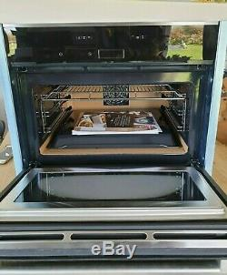 Neff C17MR02N0B 1000 W Combination Oven with Microwave Stainless Steel