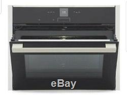 Neff C17MR02N0B 1000 W Oven with Microwave Stainless Steel