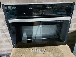 Neff C17MR02N0B 1000 W Oven with Microwave -Stainless Steel Integrated Appliance