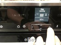 Neff C17MR02N0B 1000 W Oven with Microwave Stainless Steel Mint Condition