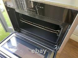 Neff C17MR02N0B 60 cm Combination Oven with Microwave Stainless Steel