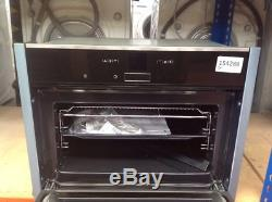 Neff C17MR02N0B Compact Oven with Microwave Stainless Steel #154288
