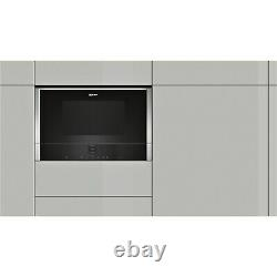 Neff C17WR01N0B 900W 21L Built-in Microwave Stainless Steel