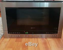 Neff C54L70N0GB Series 3 microwave oven and grill stainless steel