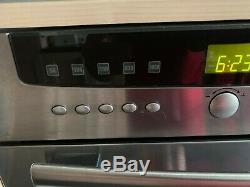 Neff H5972N0GB Built-in Combination Microwave Oven-S/Steel 1000W