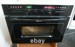 Neff Integrated, Built in Compact Combination Oven & Microwave