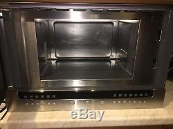 Neff Multifunction Electric Built-in Double Oven and Microwave Stainless Steel