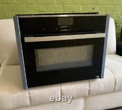 Neff N90 C27MS22H0B Built-in Compact Combination Microwave, RRP £1429