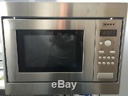 Neff microwave AMB17BLS 800Watt