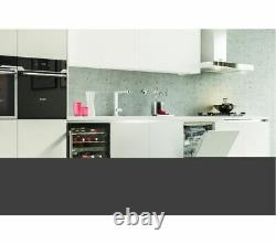 New HOOVER HMC440TVX Built-in Combination 45cm Microwave 900W Black COLLECT