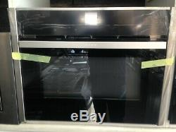 New NEFF C17UR02N0B Built-in Solo Microwave Stainless Steel