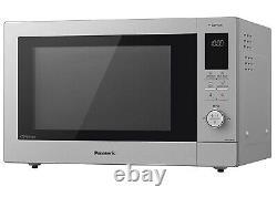 New Panasonic NN-CD87KSBPQ 34L Inverter Combi Microwave 3 Year Warranty