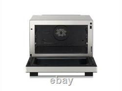 New Panasonic NN-CF87LBBPQ 1000W 31L Combination Microwave Oven Metallic Silver