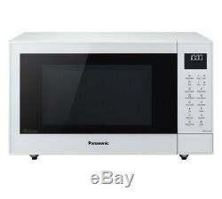 New Panasonic NN-CT55JWBPQ 3-in-1 Combination Microwave Oven