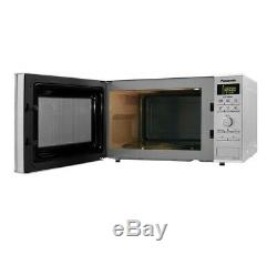 New Panasonic NN-SD27HSBPQ Inverter Microwave Oven