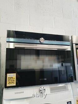 NewithEx-display Siemens iQ700 CM633GBS1B Compact Oven with Microwave