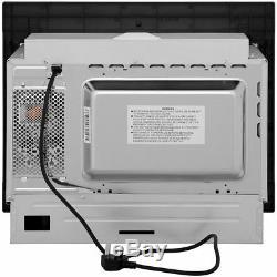 Newworld UIM600 900 Watt Microwave Built In Stainless Steel