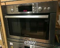 No door/turntable -Bosch HBC86Q650B Built-in Combination Quantum Microwave Oven