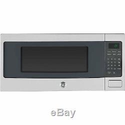 OpenBox GE PEM31SFSS Profile Stainless Steel Countertop Microwave