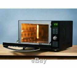 PANASONIC NN-DF386BBPQ Combination Microwave Black
