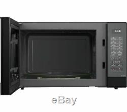 PANASONIC NN-ST46KBBPQ Solo Microwave Black Currys