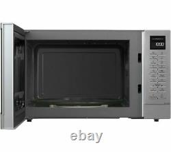 PANASONIC NN-ST48KSBPQ Solo Microwave Stainless Steel Currys
