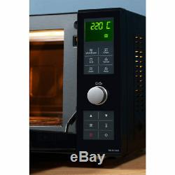 Panasonic 23L 1000W Combination Microwave Oven with Grill Flatbed Design Black