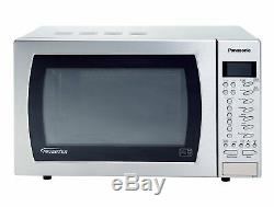 Panasonic Microwave, Inverter Microwave, 27 Litre, Stainless Steel