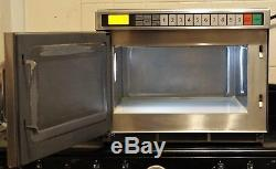 Panasonic NE1853 Commercial Microwave 1800W Professional Tested GWO Instructions