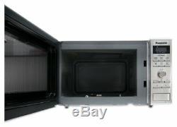 Panasonic NNSD27HS 23L 1000W Standard Microwave Stainless Steel