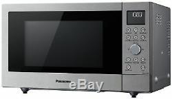 Panasonic NN-CD58JSBPQ Microwave 27L 1000W 29 Programmes Combination Oven Grill