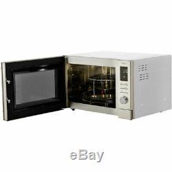 Panasonic NN-CD87KSBPQ 1000 Watt Microwave Free Standing Stainless Steel
