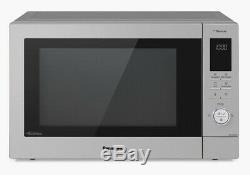 Panasonic NN-CD87KSBPQ 34L Slimline Combination Microwave Oven Stainless Steel