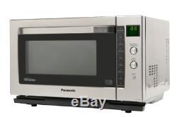 Panasonic NN-CF778SBPQ Family Size Combination Microwave Oven, 1000 W