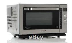 Panasonic NN-CF778SBPQ Family Size Combination Microwave Oven, 1000 W Stainles