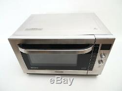 Panasonic NN-CF778SPBQ 27L Inverter Combination Microwave/Grill/Oven
