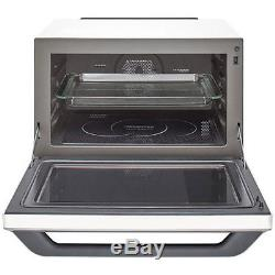 Panasonic NN-CF853WBPQ 32L Combination Oven With 2 Level Convection Cooking
