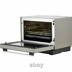 Panasonic NN-CF87LBBPQ Free Standing 1000 Watt Combination Microwave Metallic