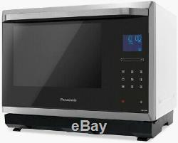 Panasonic NN-CS894SBPQ Combination Steam Microwave Oven (Stainless Steel) B+