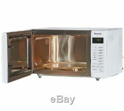 Panasonic NN-CT555W 1000w Combination Touch Microwave White