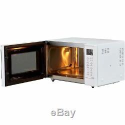 Panasonic NN-CT55JWBPQ 1000 Watt Microwave Free Standing White