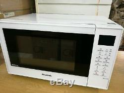 Panasonic NN-CT55JWBPQ 27 Litre Combination Microwave Oven White SAVE £80