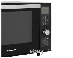 Panasonic NN-DF386BBPQ Black 3in1 Combination Microwave oven with Grill