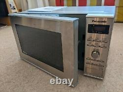 Panasonic NN-SD271S Stainless Steel Microwave Oven EXCELLENT CONDITION