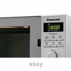 Panasonic NN-SD27HSBPQ 950 Watt Microwave Free Standing Stainless Steel