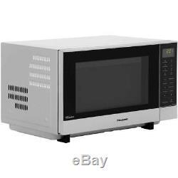 Panasonic NN-SF464MBPQ 1000 Watt Microwave Silver New from AO