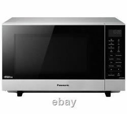 Panasonic NN-SF464M Flatbed Countertop Digital Microwave Oven 900W 27L