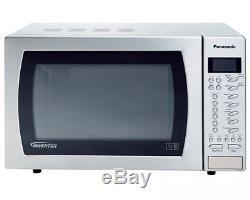 Panasonic NN-ST479SBPQ 27L Microwave Oven Stainless Steel