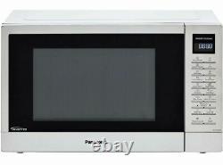 Panasonic Nn-st48ksbpq 1000w 32 Litre Invertor Microwave Stainless Steel